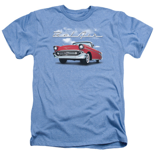 Image for General Motors Heather T-Shirt - Bel Air Clouds