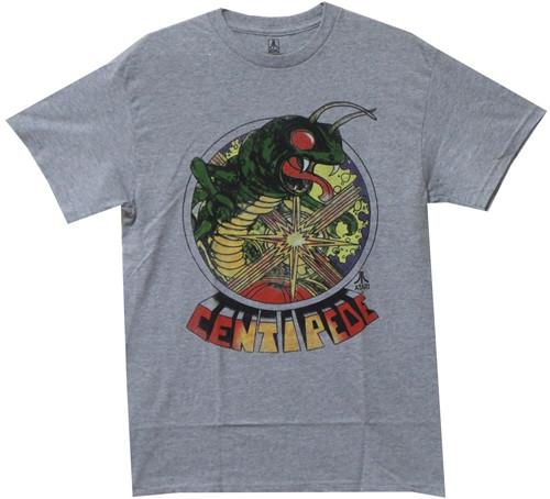 Image Closeup for Centipede T-Shirt