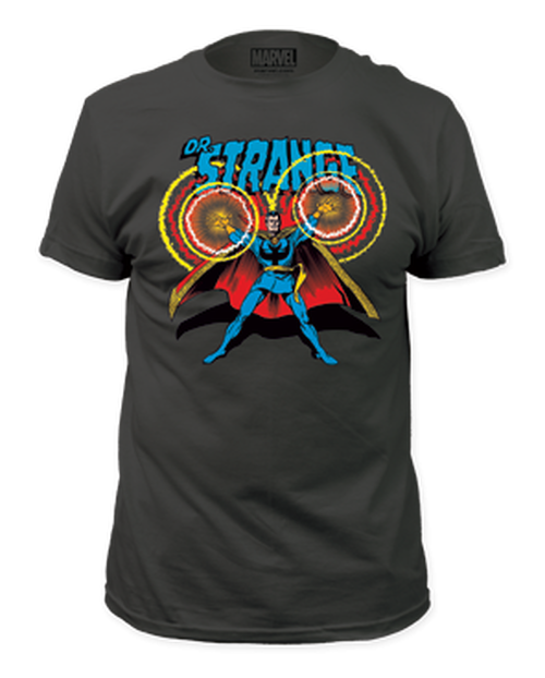 Image for Dr. Strange T-Shirt - Black Magic