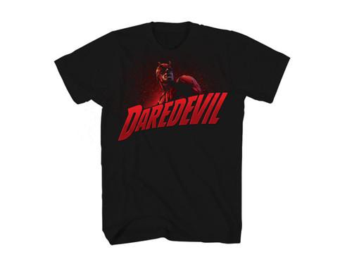 Image for Daredevil T-Shirt - Alert Red