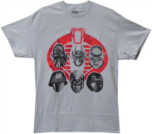 Image Closeup for GI Joe Cobra Crew T-Shirt