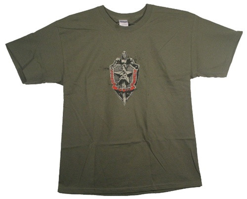 Image Closeup for Vintage KGB T-Shirt