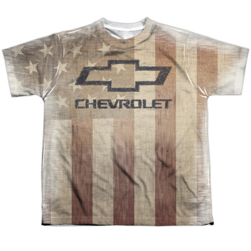 Image for Chevy Youth T-Shirt - American Pride