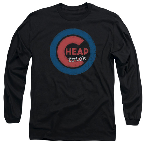 Image for Cheap Trick Long Sleeve Shirt - Cheap Cub
