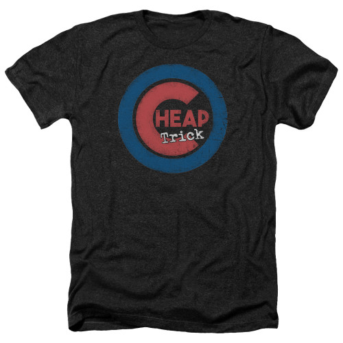 Image for Cheap Trick Heather T-Shirt - Cheap Cub