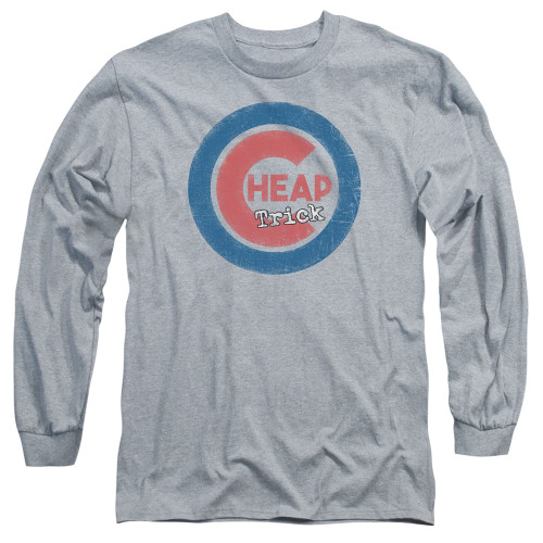 Image for Cheap Trick Long Sleeve Shirt - Cubs Trick