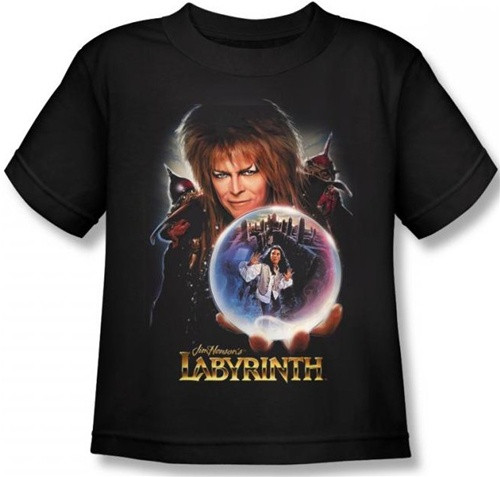 Image for Labyrinth Kids T-Shirt - I Have a Gift