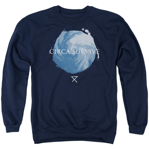 Image for Circa Survive Crewneck - Storm