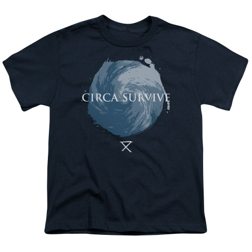 Image for Circa Survive Youth T-Shirt - Storm