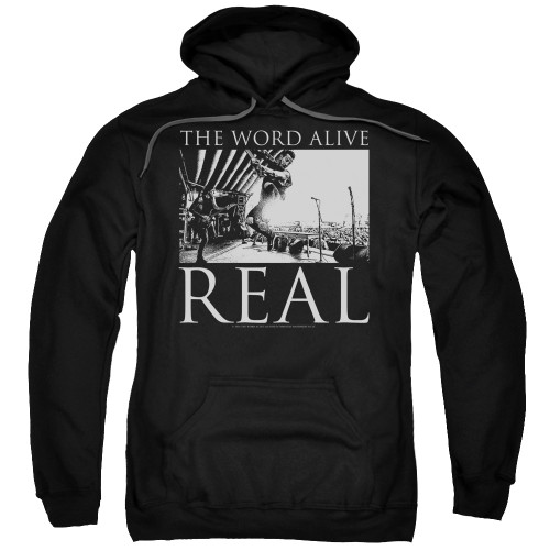Image for The Word Alive Hoodie - Live Shot