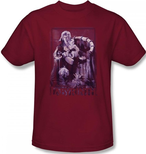 Image for Labyrinth T-Shirt - Goblin Baby