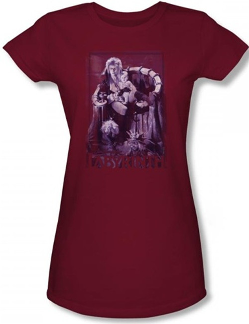 Image for Labyrinth Girls Shirt - Goblin Baby