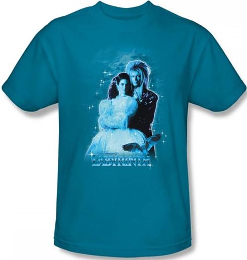 Image for Labyrinth T-Shirt - Peach Dreams
