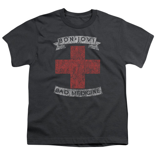 Image for Bon Jovi Youth T-Shirt - Bad Medicine