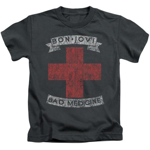 Image for Bon Jovi Kids T-Shirt - Bad Medicine