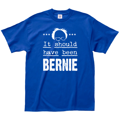 Image for It Should Have Been Bernie T-Shirt