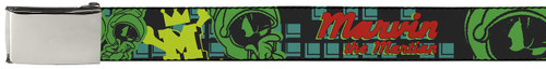 Image for Looney Tunes Belt - Marvin the Martian Poses