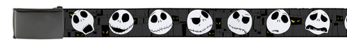 Image for Nightmare Before Christmas Belt - Jack Expressions