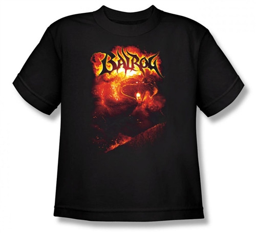Image for Lord of the Rings Youth T-Shirt -Balrog