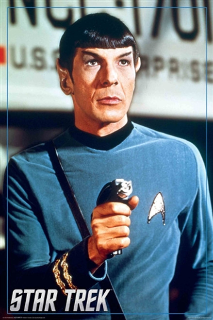 Image for Star Trek Poster - Spock