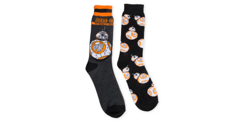 Image for Star Wars BB8 Astromech Droid Socks