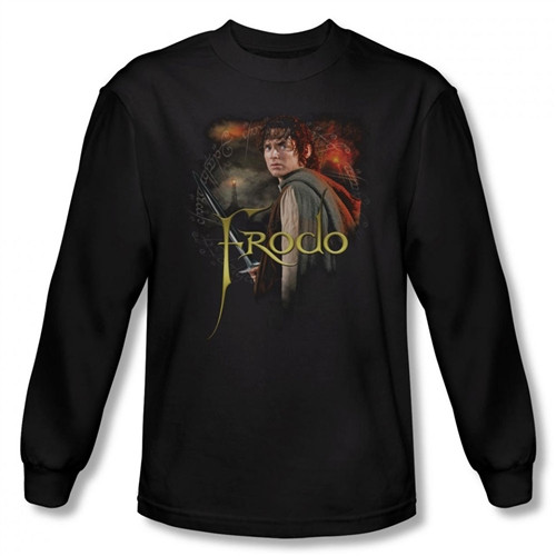 Image for Lord of the Rings Frodo Long Sleeve T-Shirt