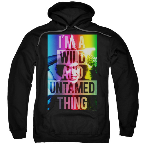 Image for Rocky Horror Picture Show Hoodie - I'm a Wild and Untamed Thing