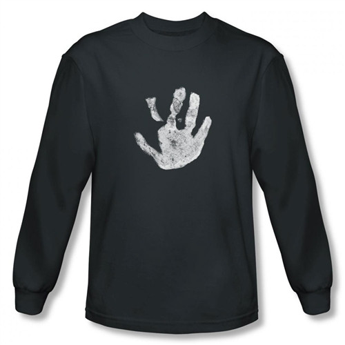 Image for Lord of the Rings White Hand Long Sleeve T-Shirt
