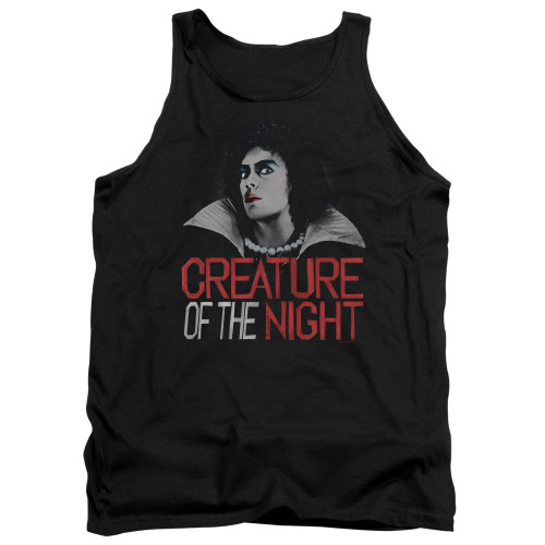 Image for Rocky Horror Picture Show Tank Top - Creature of the Night