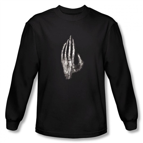 Image for Lord of the Rings the Hand of Saruman Long Sleeve T-Shirt