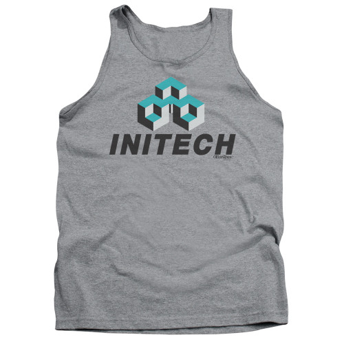 Image for Office Space Tank Top - Initech Logo