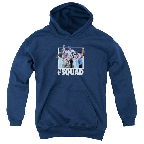 Image for The Sandlot Youth Hoodie - #Squad