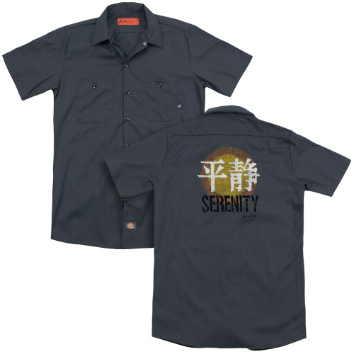 Image for Firefly Premium Canvas Premium Shirt - Kanji Logo