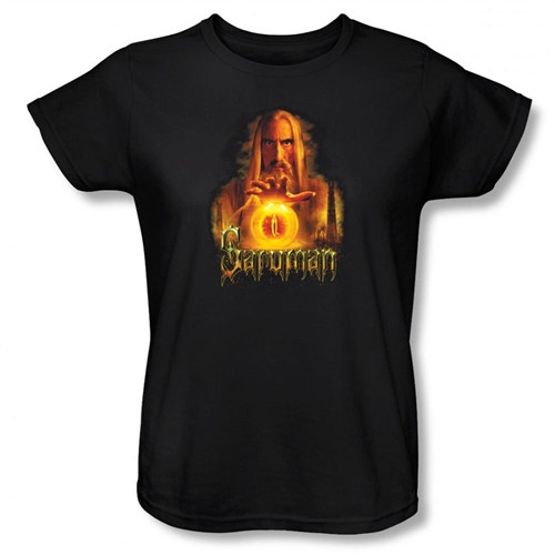 Image for Lord of the Rings Woman's T-Shirt - Saruman