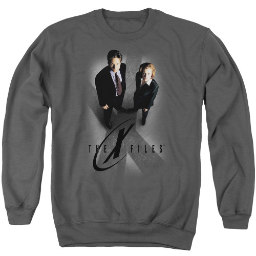 Image for The X-Files Crewneck - X Marks the Spot