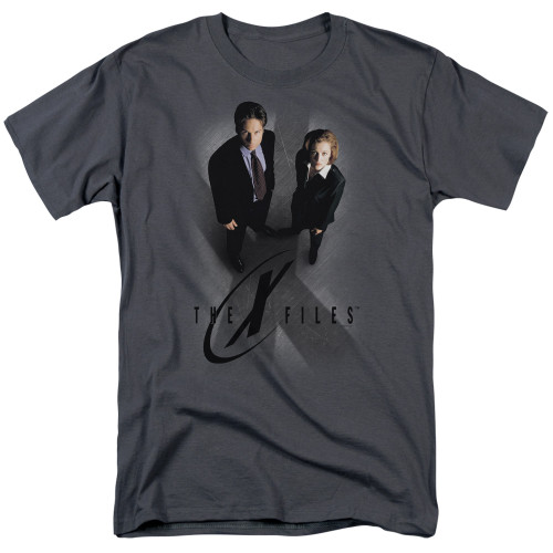 Image for The X-Files T-Shirt - X Marks the Spot