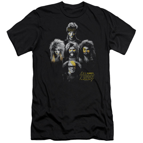 Image for It's Always Sunny in Philadelphia Premium Canvas Premium Shirt - Rock Heads