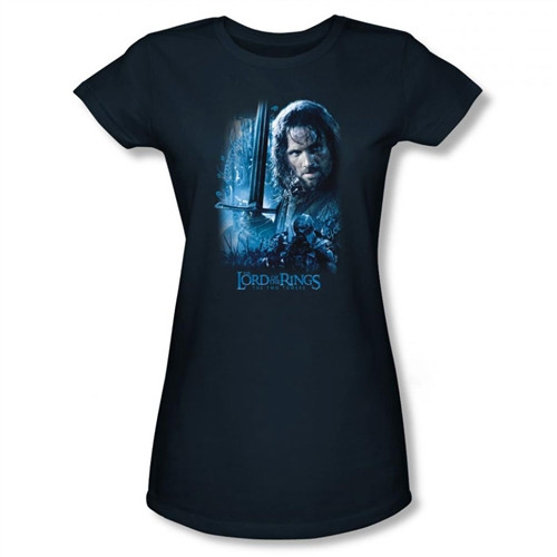 Image for Lord of the Rings Girls T-Shirt - King in the Making