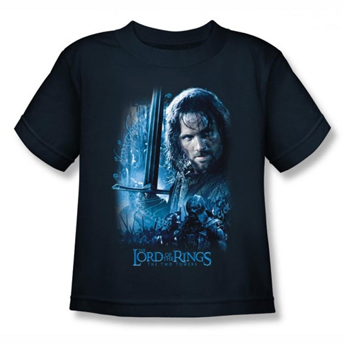 Image for Lord of the Rings Kids T-Shirt - King in the Making