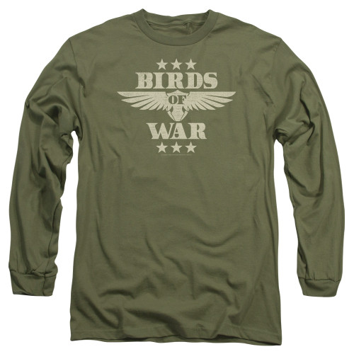 Image for It's Always Sunny in Philadelphia Long Sleeve Shirt - Birds of War