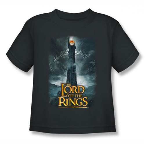 Image for Lord of the Rings Kids T-Shirt - Always Watching