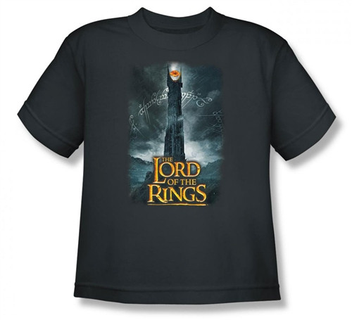 Image for Lord of the Rings Youth T-Shirt -Always Watching