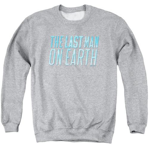 Image for Last Man on Earth Crewneck - Logo
