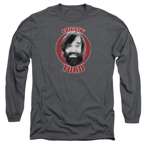 Image for Last Man on Earth Long Sleeve Shirt - Friggin' Turd
