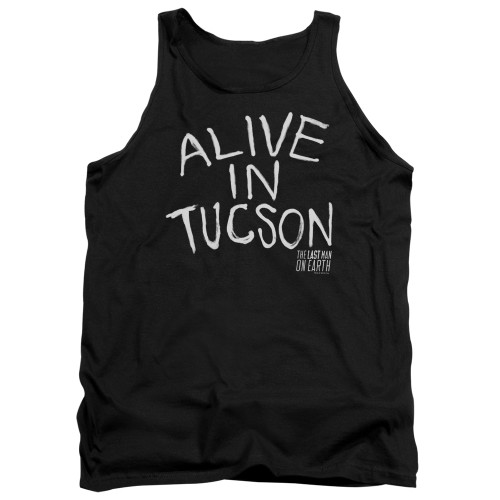 Image for Last Man on Earth Tank Top - Alive in Tucson