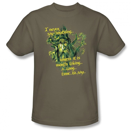 Image for Lord of the Rings Slow Talker T-Shirt