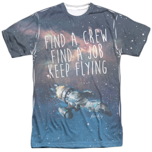 Image for Firefly T-Shirt - Keep Flying