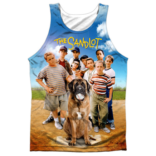Image for The Sandlot Tank Top - Poster