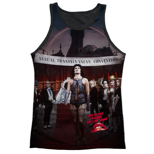Image for Rocky Horror Picture Show Tank Top - Convention Strug
