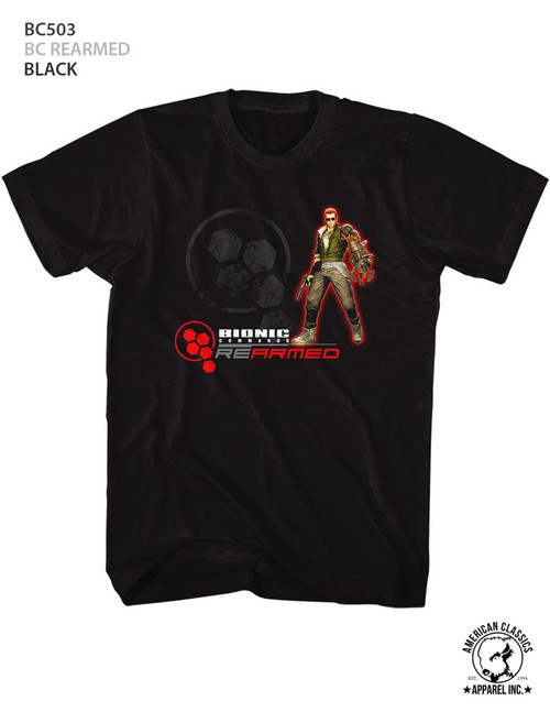 Image for Bionic Commando Rearmed T-Shirt